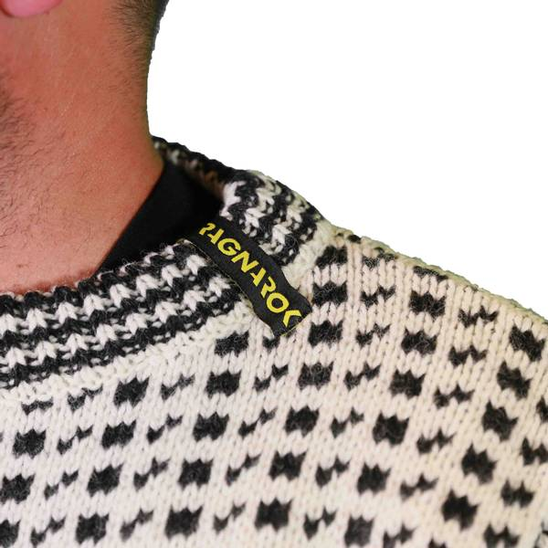 Image of Snorre wool sweater